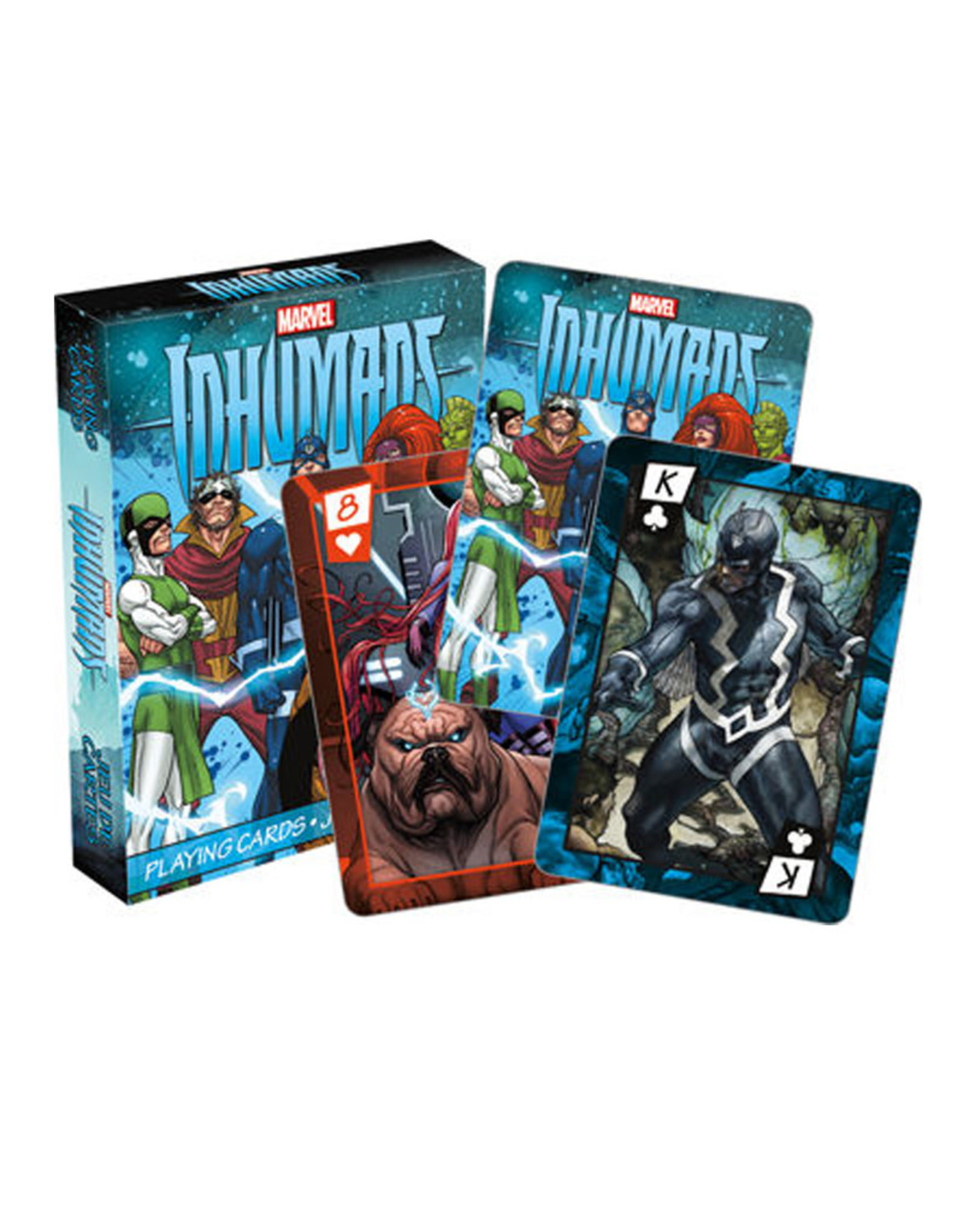 Marvel Marvel ( Playing cards ) Inhumans