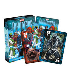 Marvel Marvel ( Playing cards ) Inhumans