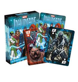 Marvel Marvel ( Jeu de cartes )  Les Inhumains