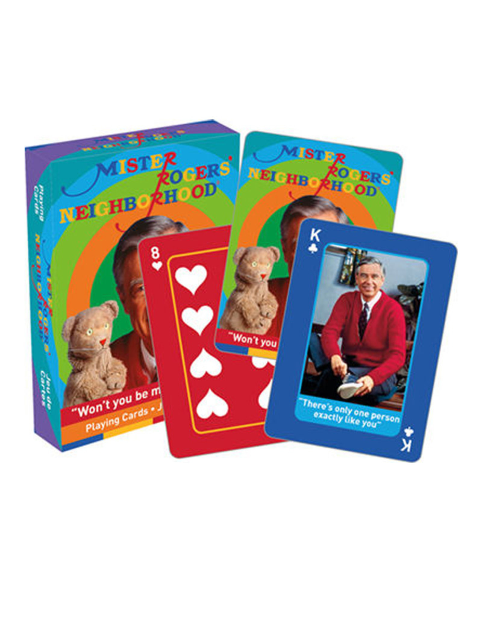 Mister Rogers Neighborhood ( Playing cards )