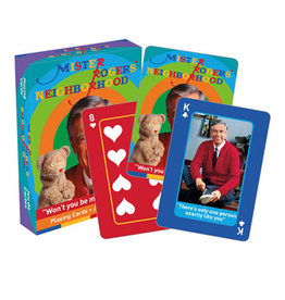 Mister Rogers Neighborhood ( Jeu de cartes )