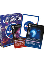 Nasa ( Playing cards ) Across the universe