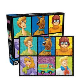 Dc comics Scooby-Doo ( Puzzle 1000 pcs ) Caracters