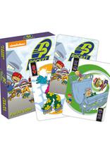 Nickelodeon ( Playing cards ) Rocket Power