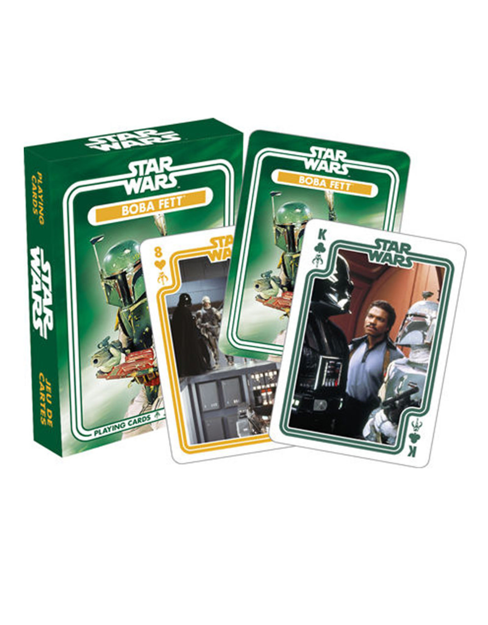 Star Wars Star Wars ( Playing cards ) Boba Fett