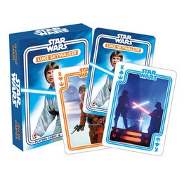 Star Wars Star Wars ( Playing cards ) Luke Skywalker