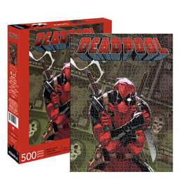Marvel Deadpool ( Casse-Tête 500 mcx )