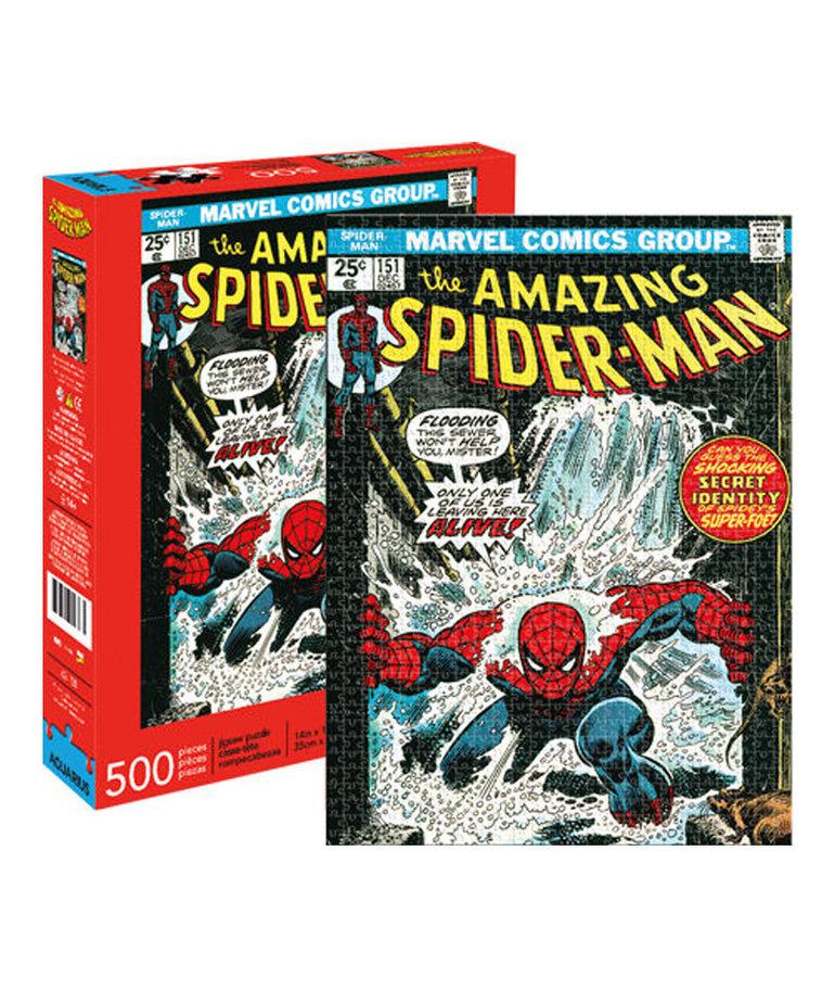 Marvel Spider-Man ( Puzzle 500 pcs )