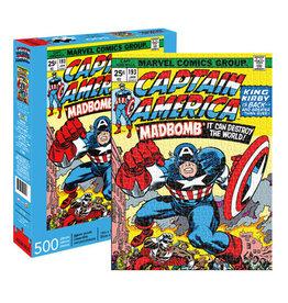 Marvel Marvel ( Casse-tête 500 mcx ) Captain America Bande Dessinée