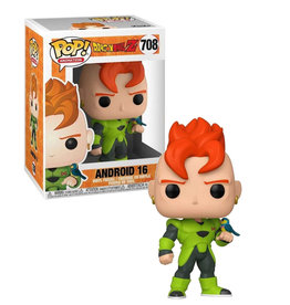 Dragonball Z Android16 708 ( funko pop ) Dragonball Z