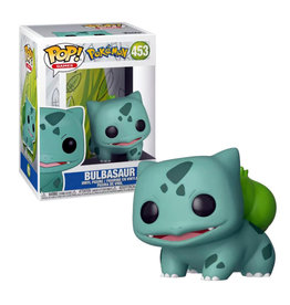 Bulbasaur 453 ( Funko Pop ) Pokémon