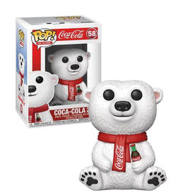 Coca-Cola Coca-Cola Polar Bear 58 ( Funko Pop ) Coca-Cola