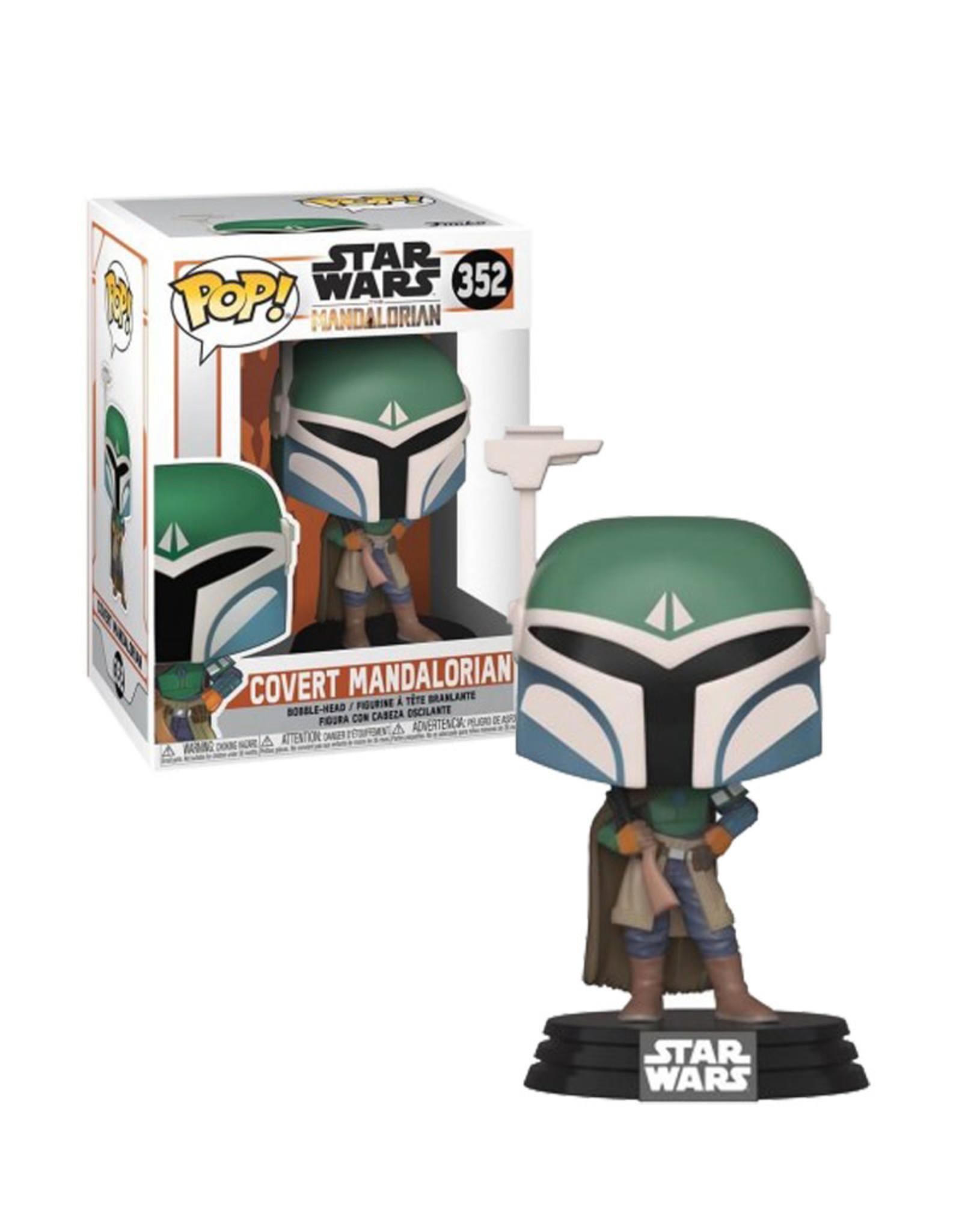 Star Wars Covert Mandalorian 352 ( Funko Pop ) Mandalorian