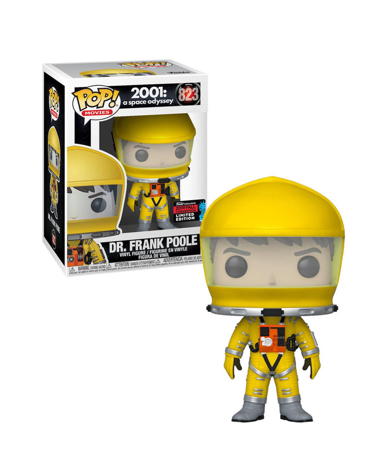Dr. Frank Poole 823 ( Funko Pop ) 2001: A Space Odyssey