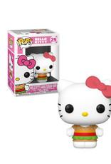 Hello Kitty Kawaii Burger Shop  29 ( Funko Pop ) Hello Kitty