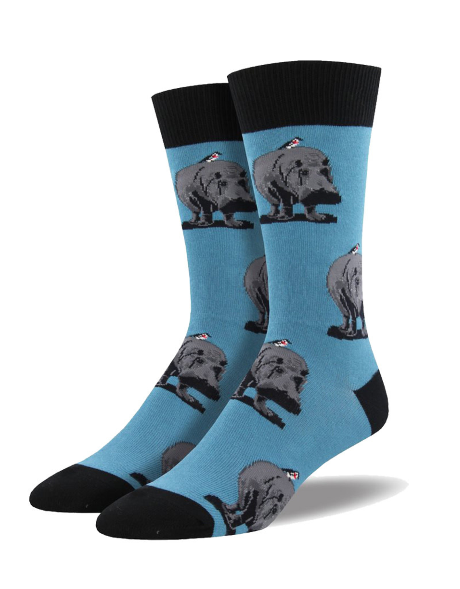 Hippopotamus (  Socksmith Socks )