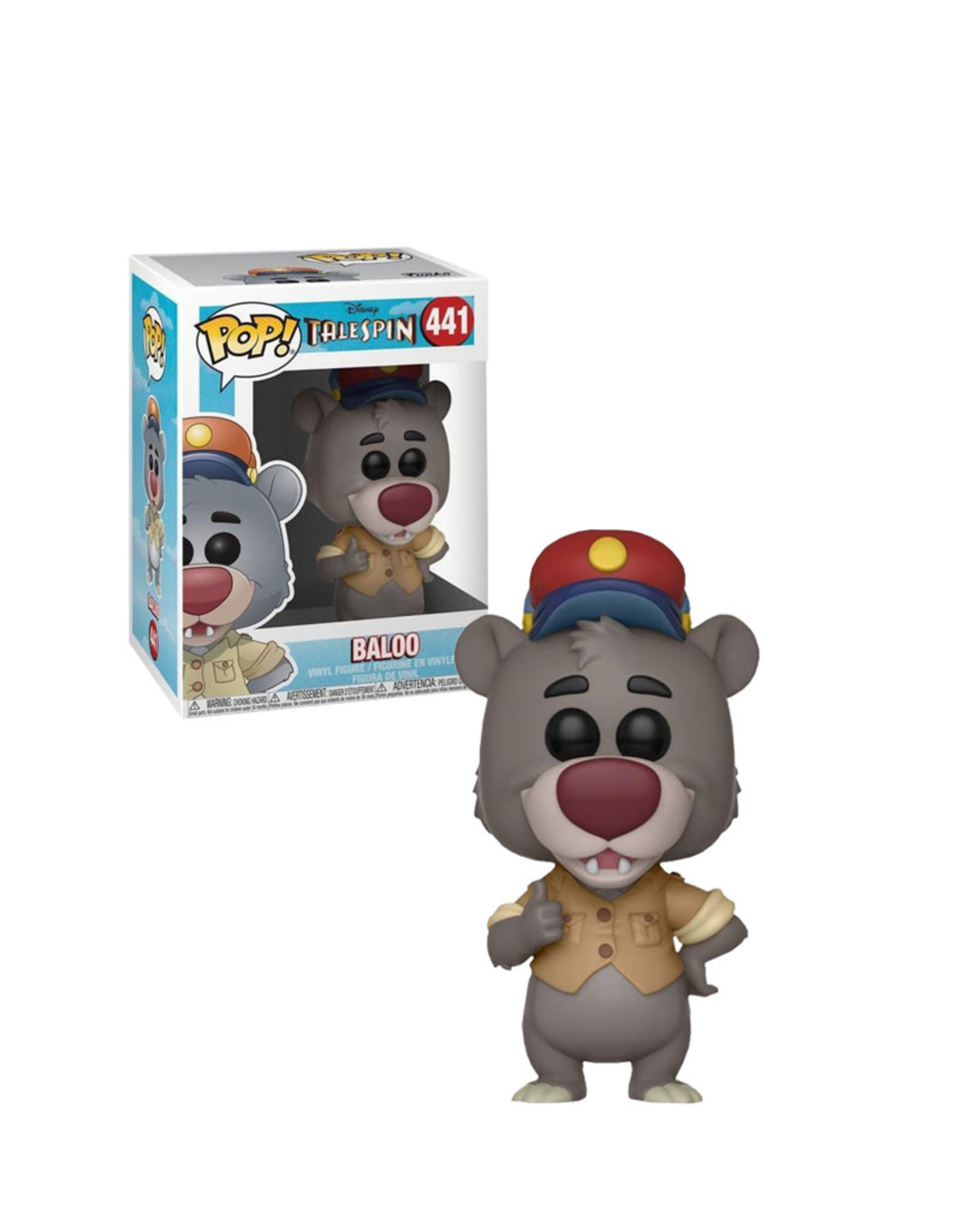 Disney Baloo 441 ( Funko Pop ) Talespin