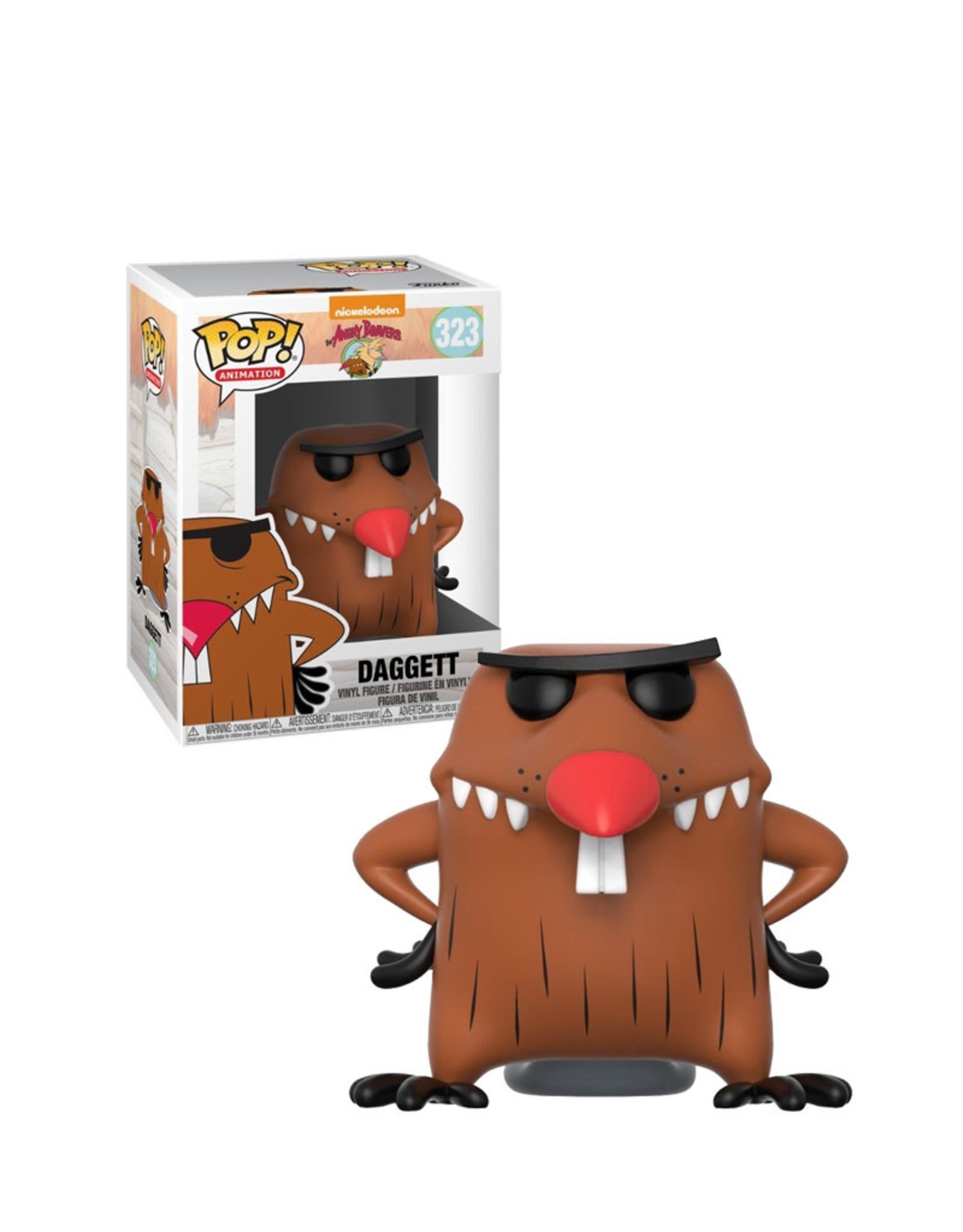 Daggett 323 ( Funko Pop ) The Angry Beaver