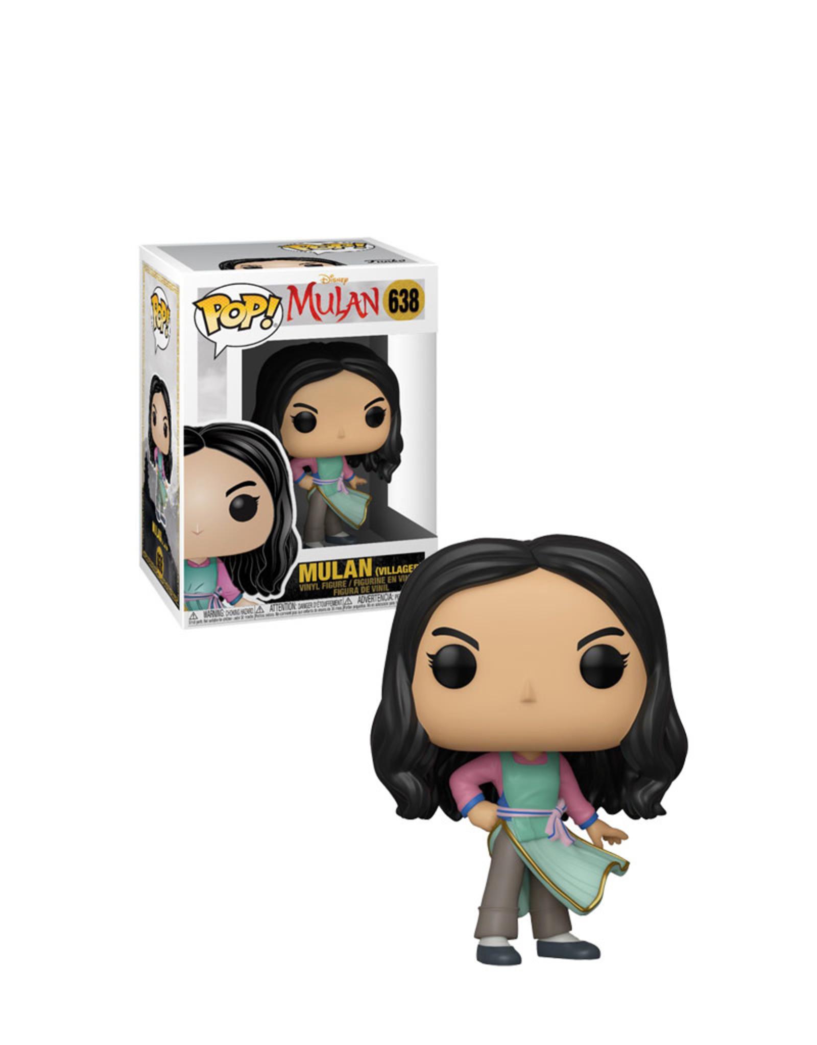 Disney Mulan Villager 638 ( Funko Pop )
