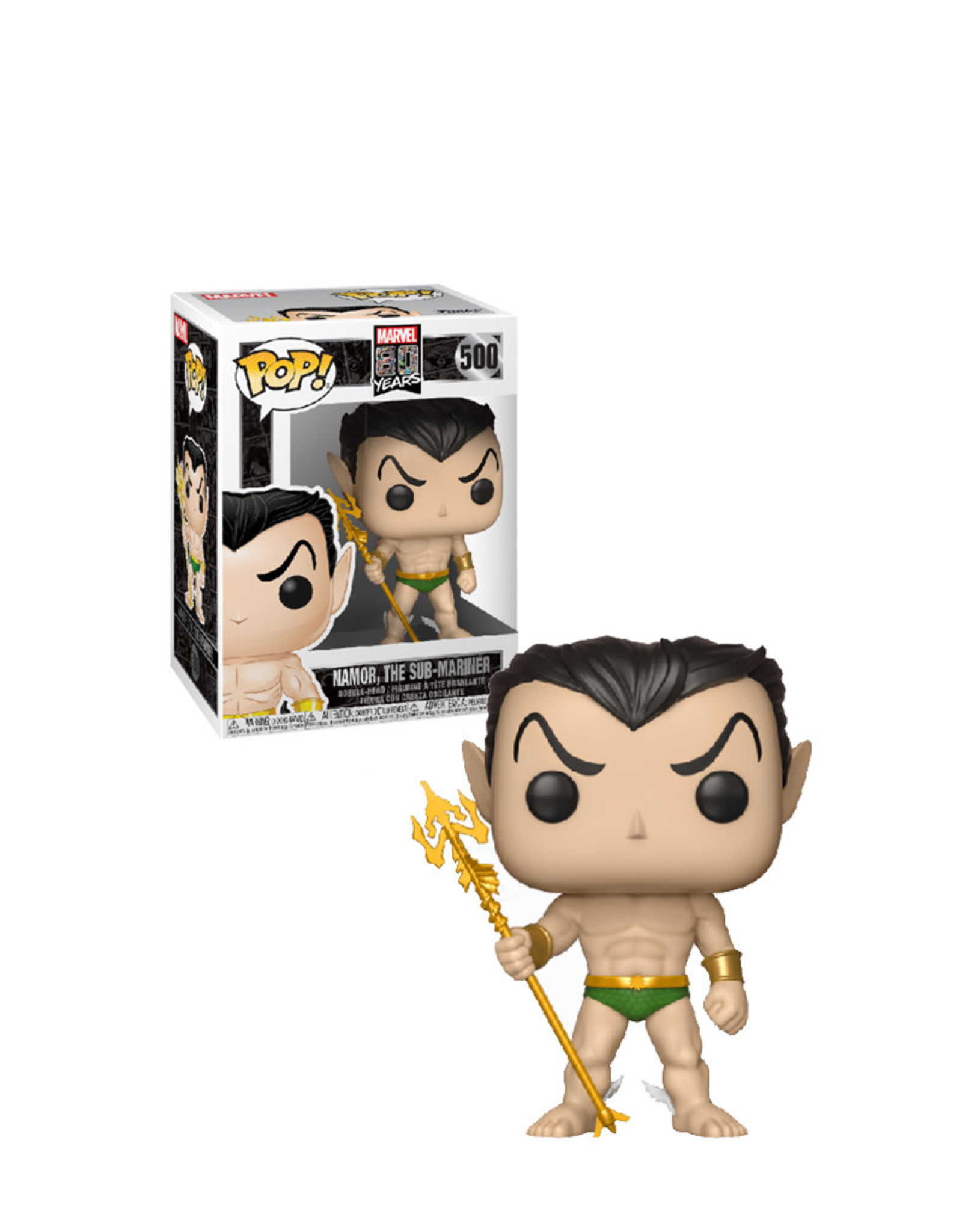 Marvel Namor, The Sub-Mariner 500 ( Funko Pop ) Marvel