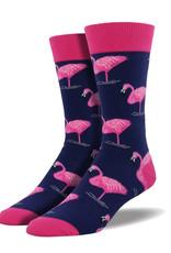 Flamingos ( Socksmith Sock )