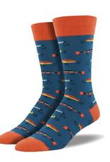 Fishing Hooks ( Socksmith Sock )