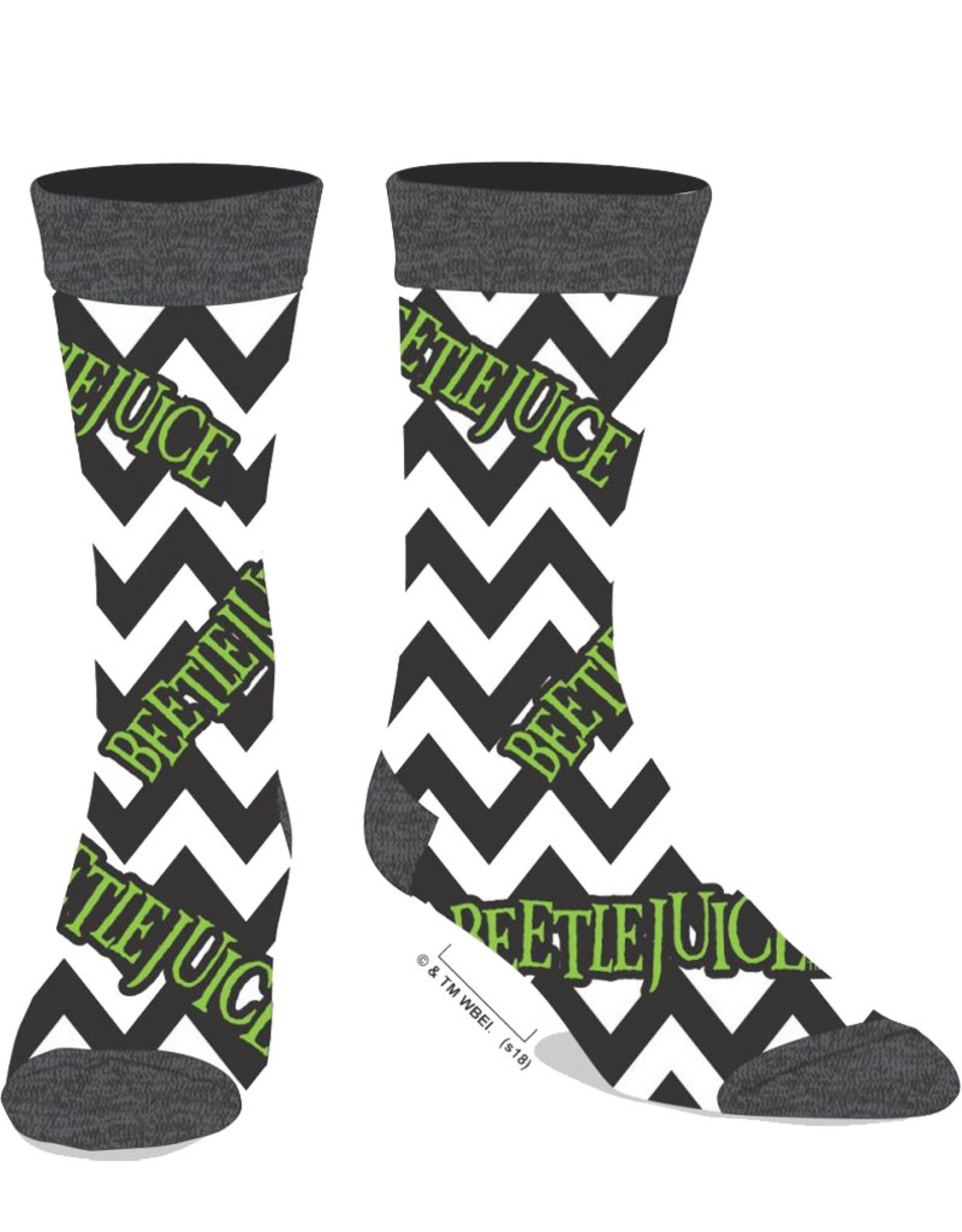 Beetlejuice ( Socks )