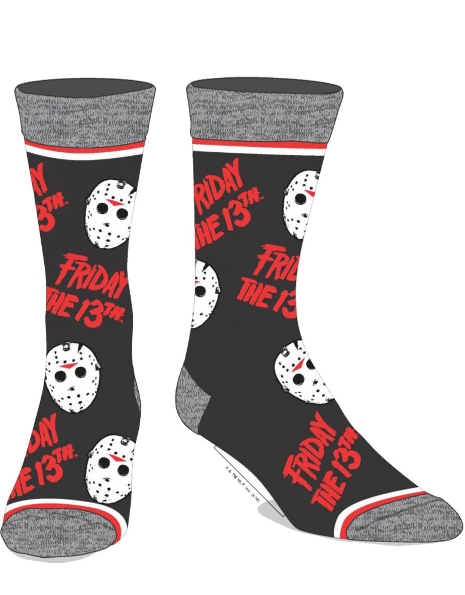 Friday The 13th ( Socks )