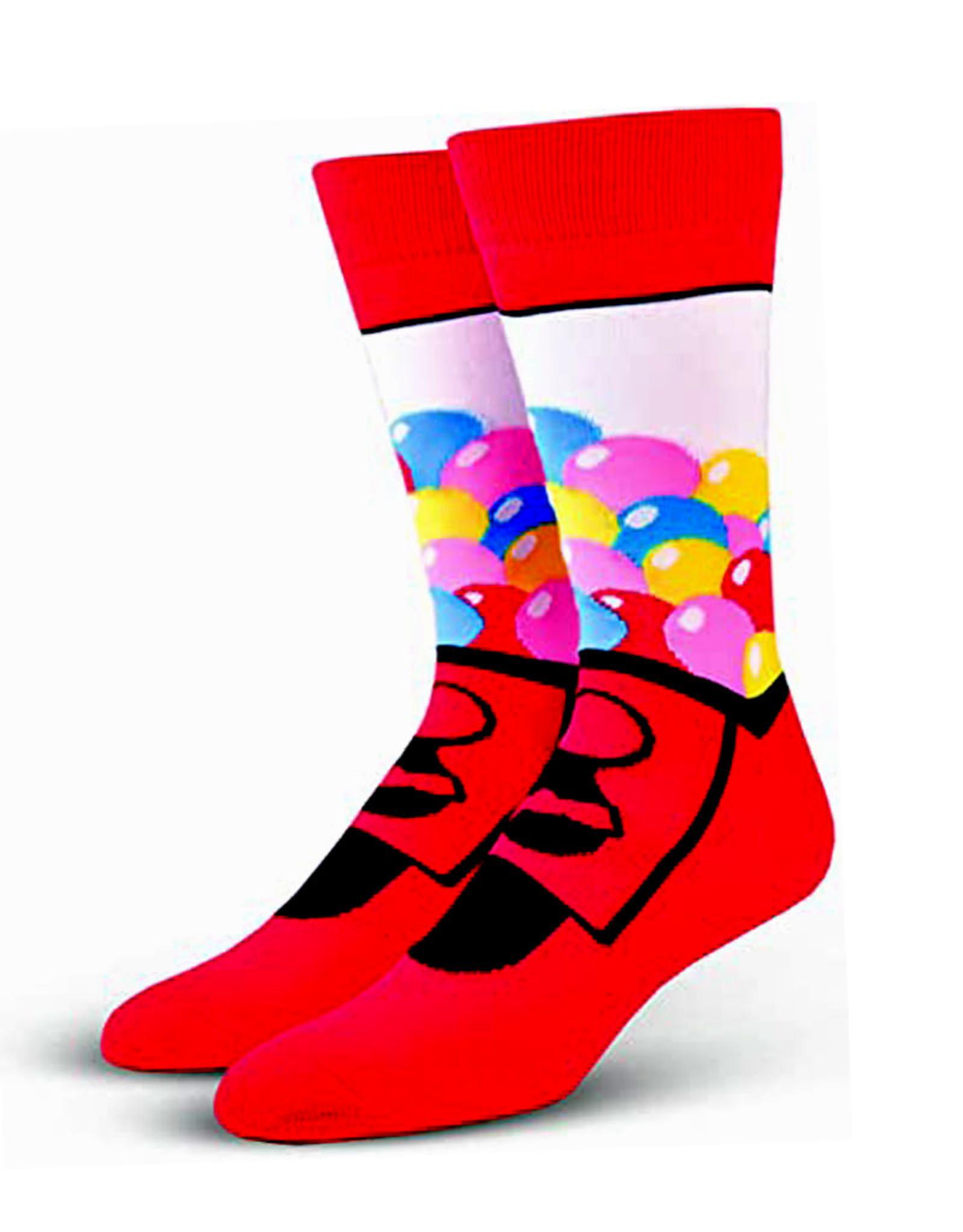 Gum Machine ( Cool Socks Sock )