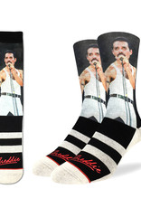 Freddie Mercury ( Good Luck Sock ) at Live Aid