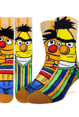 Sesame Street ( Good Luck Sock ) Bert And Ernie