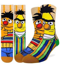 Sesame Street ( Good Luck Sock ) Bert And Ernie
