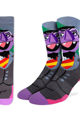 Sesame Street ( Good Luck Sock ) Count Von Count
