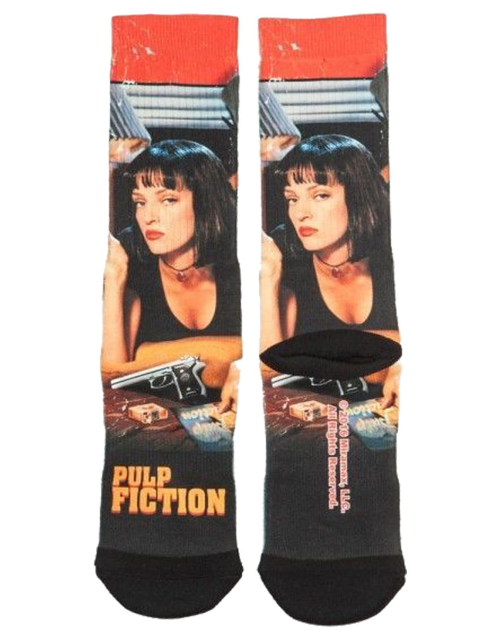 Pulp Fiction ( Socks )