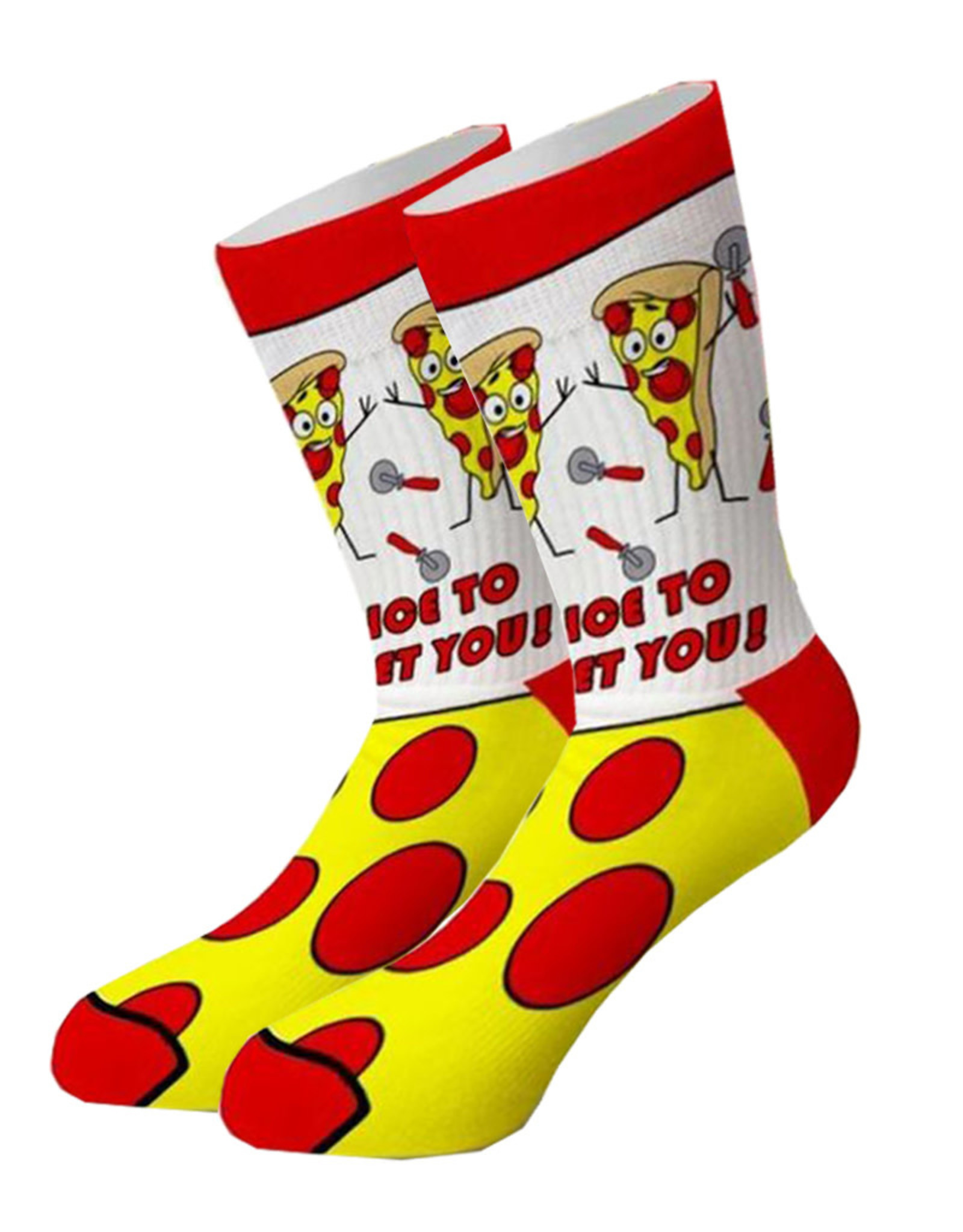 Pizza ( Cool Socks  Sock )