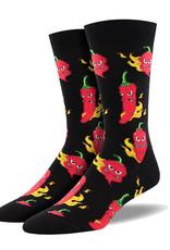 Hot Peppers ( Socksmith Socks )