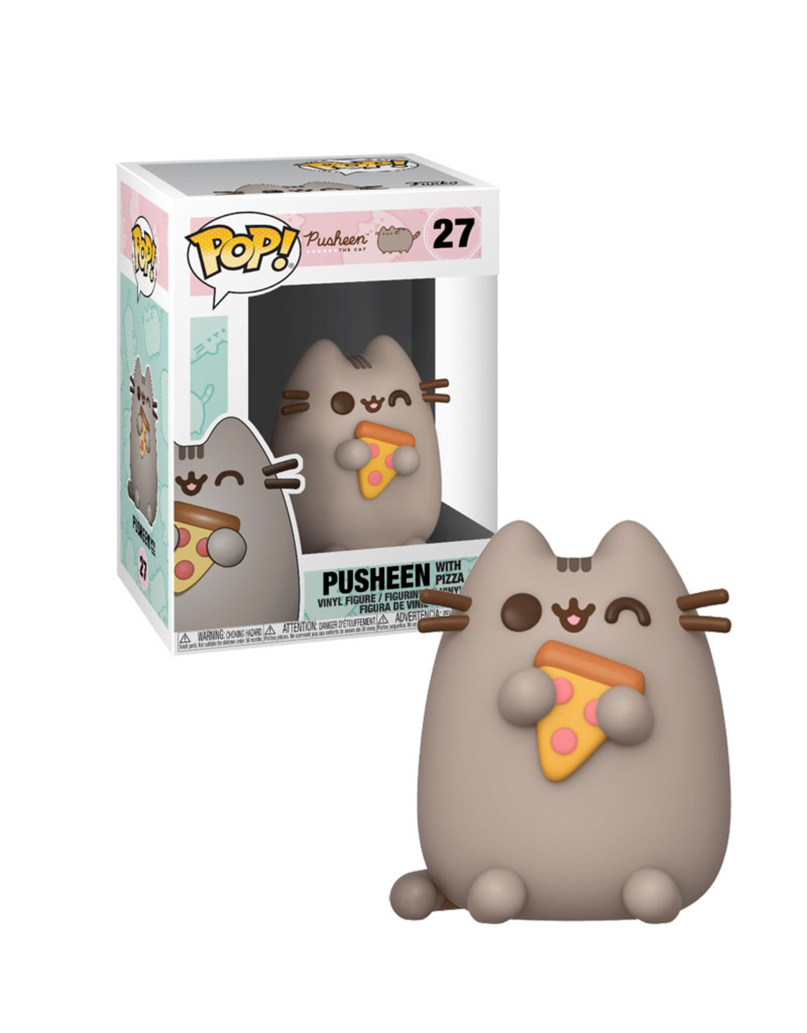 Pusheen with Pizza 27 ( Funko Pop ) Pusheen