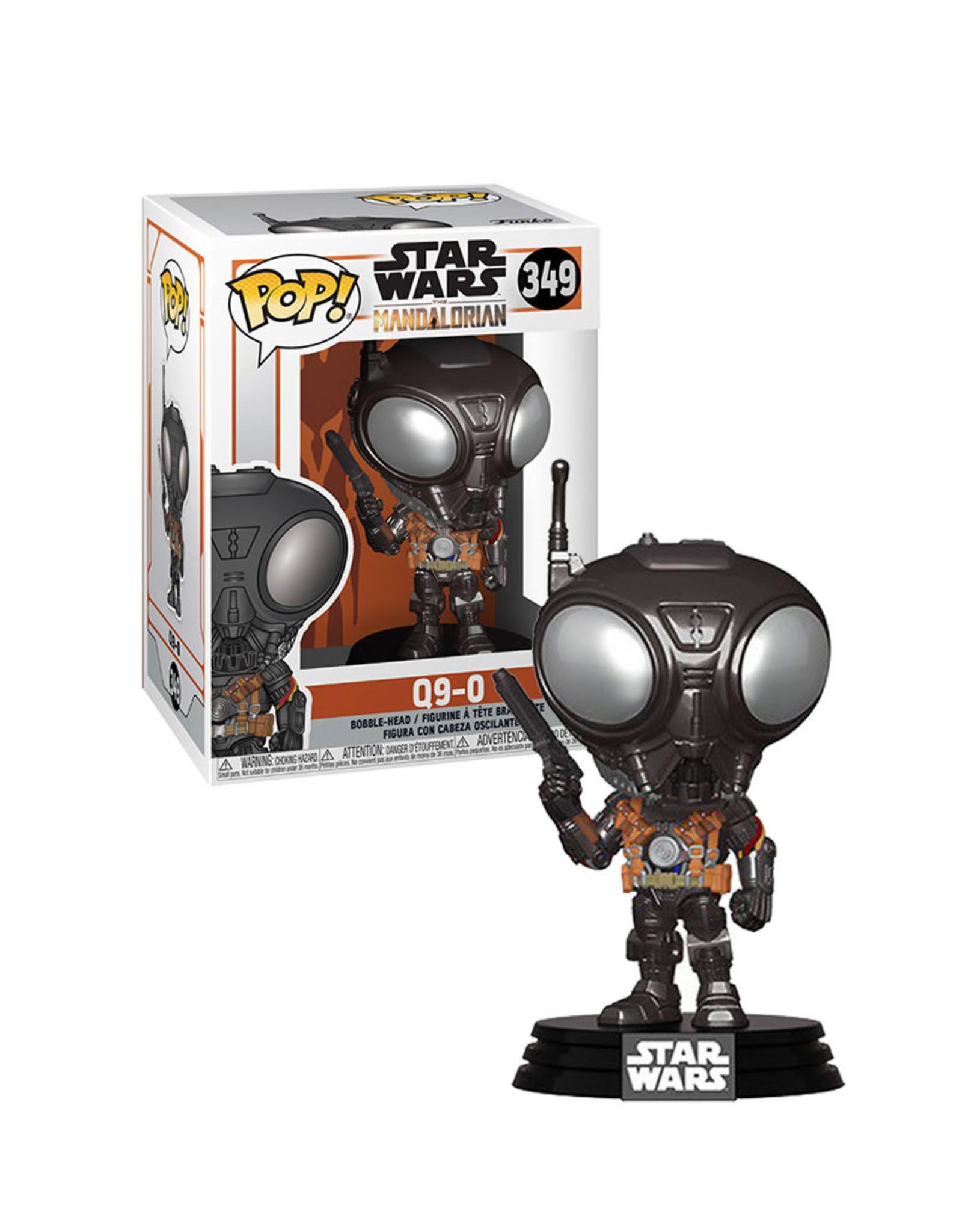 Star Wars Q9-0 349 ( Funko Pop ) Mandalorian