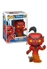 Red Jafar 356 ( Funko Pop ) Aladdin Disney