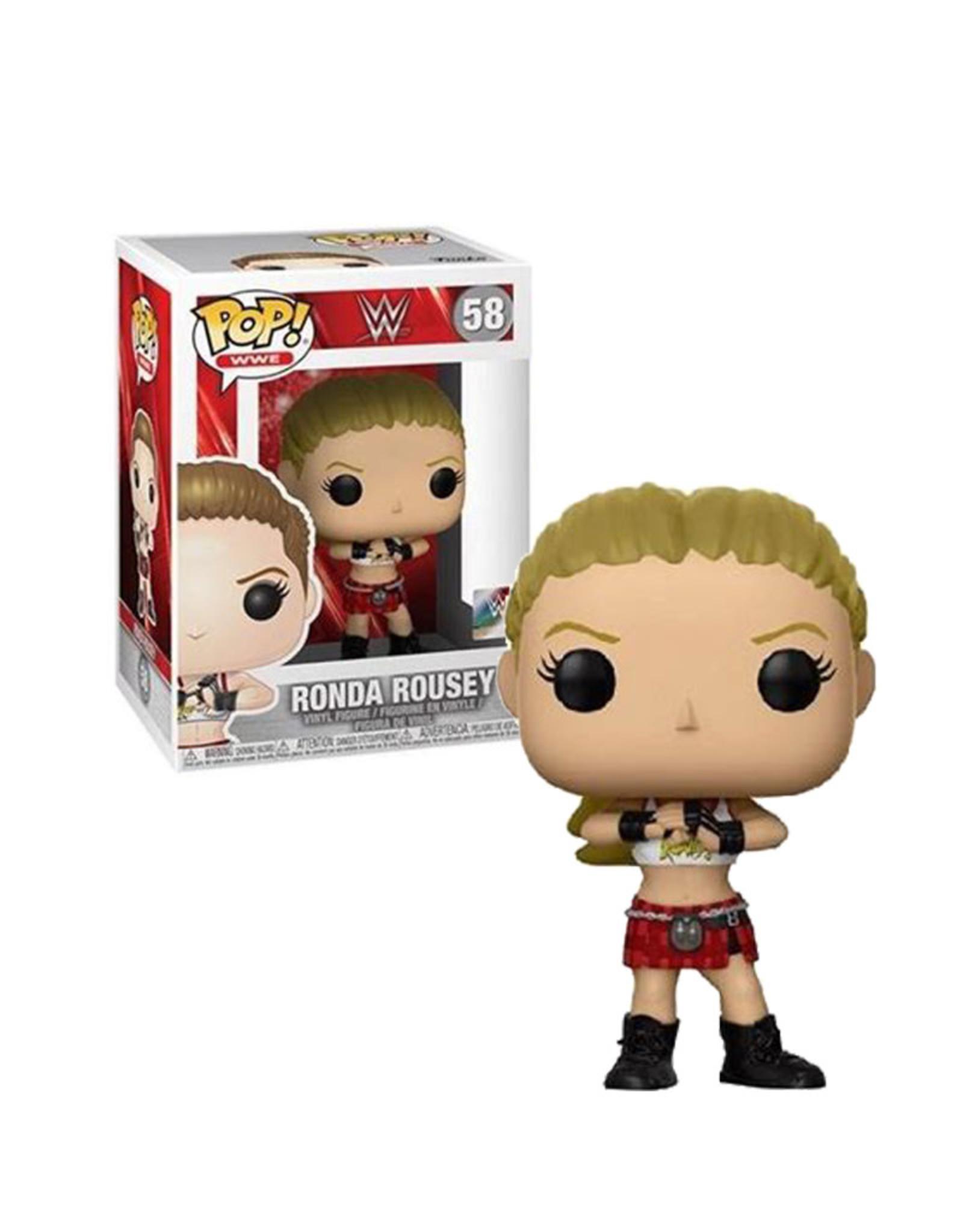 Ronda Rousey 58 ( Funko Pop ) WW