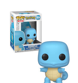 Squirtle 504 ( Funko pop ) Pokémon