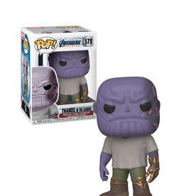 Marvel Thanos In The Garden 579 ( Funko Pop ) Avengers End Game