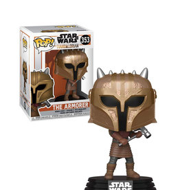 Star Wars The Armorer 353 ( Funko Pop ) Mandalorian