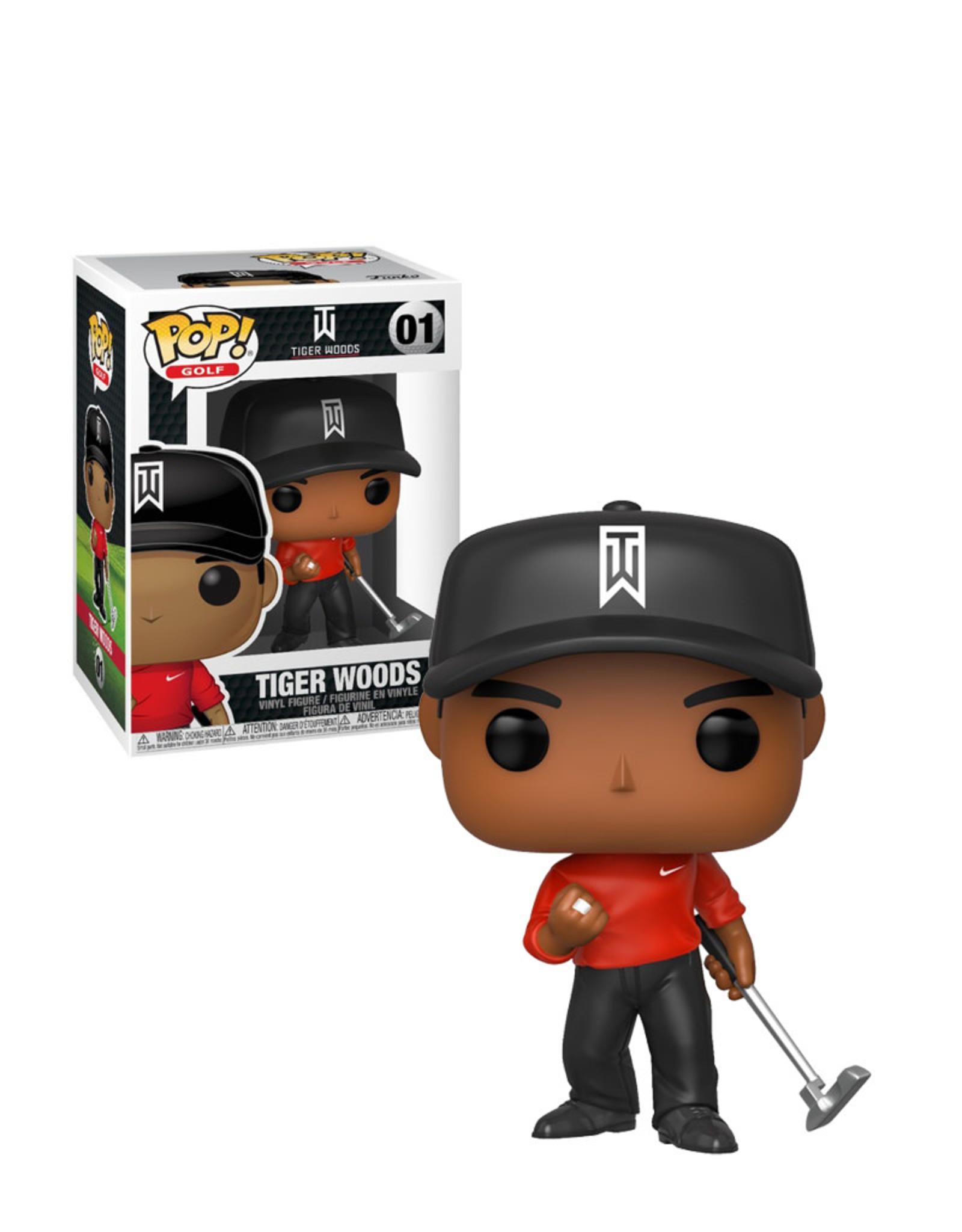 Tiger Woods 01 ( Funko Pop ) Tiger Woods