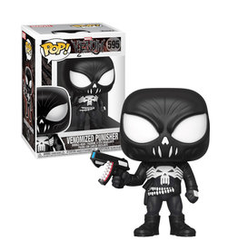 Marvel Venomized Punisher 595 ( Funko Pop ) Venom