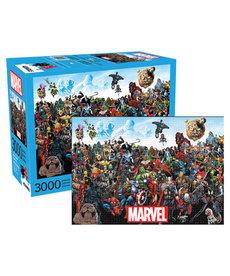 Marvel Marvel ( Puzzle 3000 pcs )  Characters