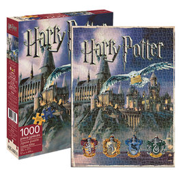 Harry Potter Harry Potter ( Puzzle 1000 pcs ) Flying Hedwig