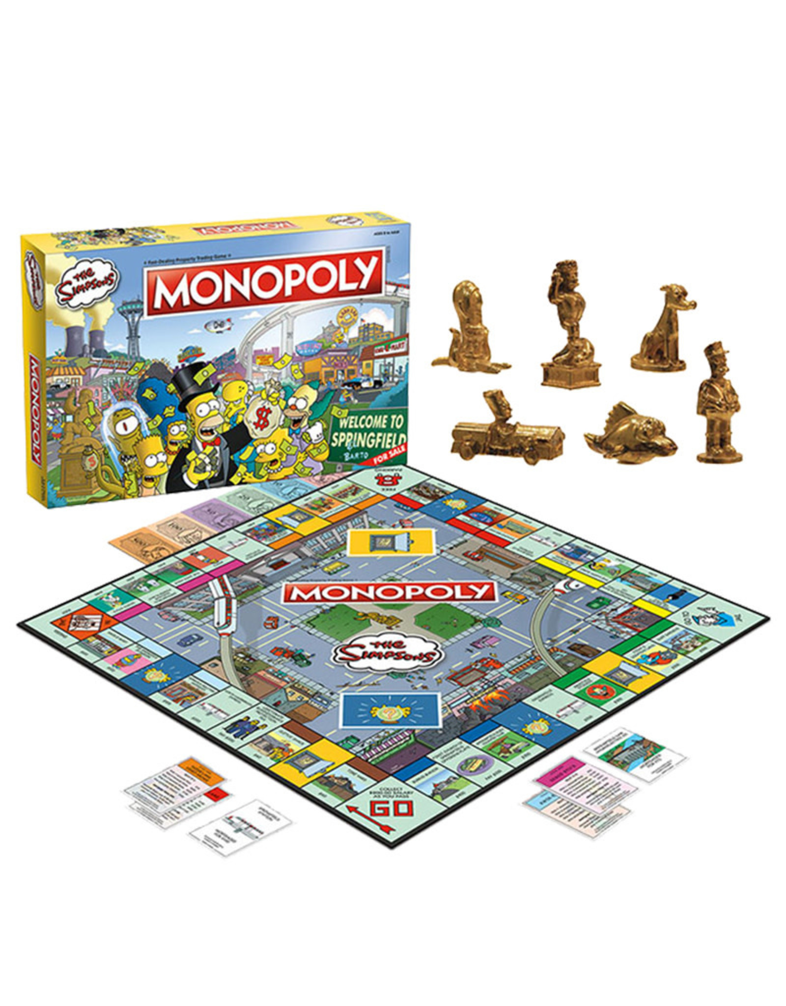 The Simpsons ( Monopoly )