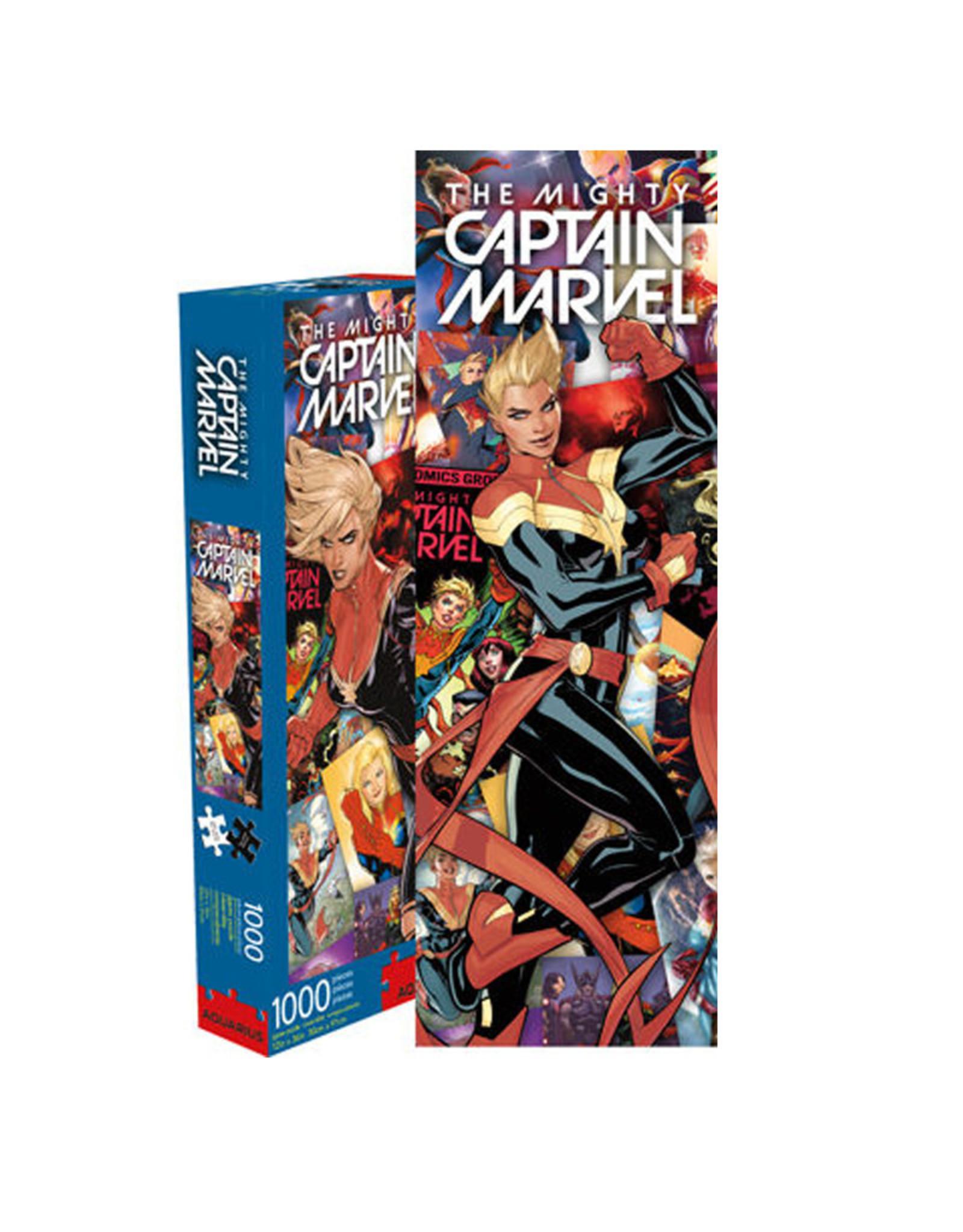 Marvel ( Puzzle 1000 pcs ) The mighty Captain Marvel
