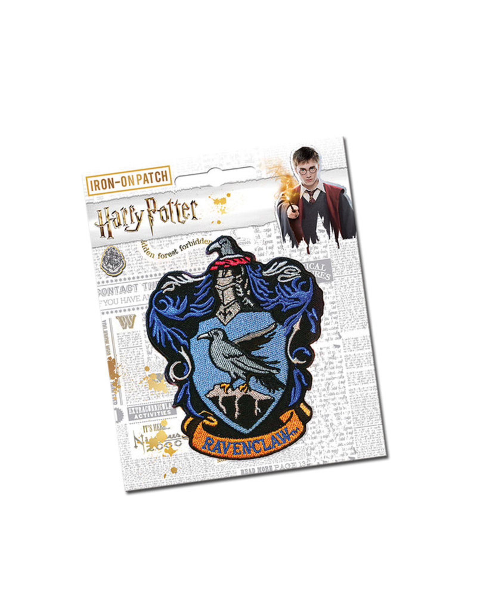 Harry Potter Harry Potter ( Iron Patch )  Ravenclaw